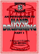 An Introduction to hand drumming - Part 1 cover
